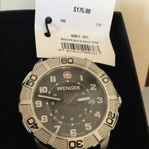 Wenger Watch (new)